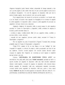 Asigurarea de Raspundere Auto - Pagina 2