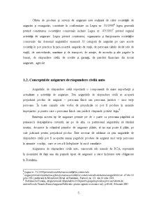Asigurarea de Raspundere Auto - Pagina 5