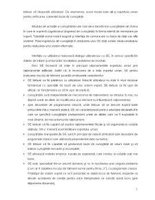 Sistem Expert pentru Evaluarea Riscului de Faliment al unei Întreprinderi în Vederea Obținerii unui Credit Bancar - Pagina 2