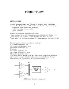 Modelarea si Simularea unei Sere cu Logica Fuzzy - Pagina 2