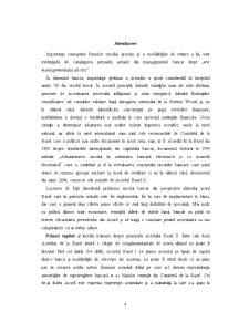 Gestionarea Riscurilor Bancare din Perspectiva Acordului Basel II - Pagina 4