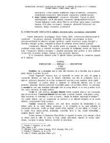 Eficientizarea Comunicarii Didcatice - Pagina 4
