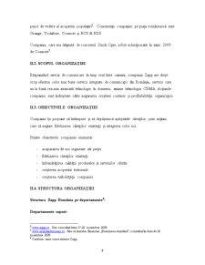 Gestionarea Crizelor de Imagine - Analiza Indentitatii Organizatiei - Zapp Romania - Pagina 4