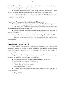 Medii de Programare Vizuala - Visual Basic - Pagina 2