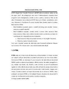 Programare HTML și XML - Pagina 5