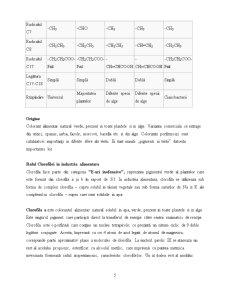 Clorofila – Colorant Natural E 140 - Pagina 5