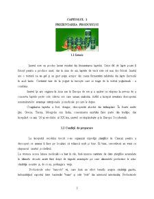 Iaurt cu Rol în Reglarea Tranzitului Intestinal - Pagina 3