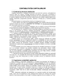 Contabilitatea Capitalurilor - Pagina 1