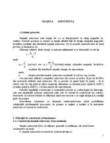 Masini Asincrone - Pagina 2