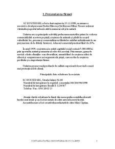 Contabilitatea Decontarilor cu Clienții - Pagina 3