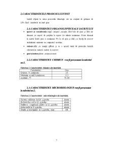 Biotehnologia de Obținere a Iaurtului cu Adaos de Legume - Pagina 5