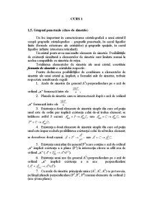 Cristalografie - Pagina 1