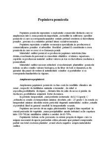 Pepiniera Pomicola - Pagina 1