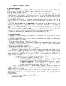 Drept Constitutional si Institutii Politice - Pagina 1