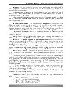 Sistemul Monetar European - Pagina 5