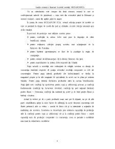 Analiza Economico-Financiara la Nivelul Societatii Modarom SCA - Pagina 4