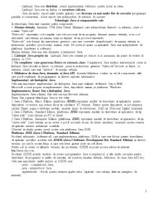 Cursuri Java - Pagina 2