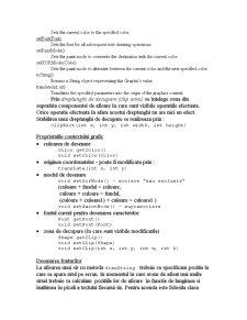 Desenarea în Java - Pagina 4