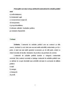 Achizitii Publice - Pagina 3