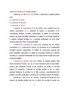 Achizitii Publice - Pagina 4
