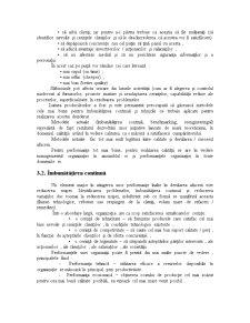 Imbunatatirea Continua, Benchmarkingul si Reenginereringul - Pagina 2