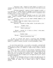 Imbunatatirea Continua, Benchmarkingul si Reenginereringul - Pagina 3