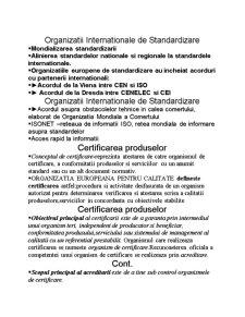 Standardizarea Europeana - Pagina 4