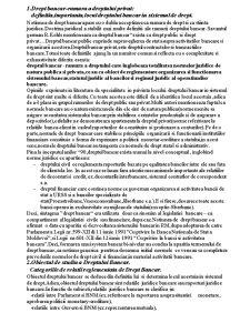 Drept Bancar - Pagina 1