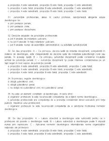 Deontologia si Statutul Functionarului Public - Grile - Pagina 5