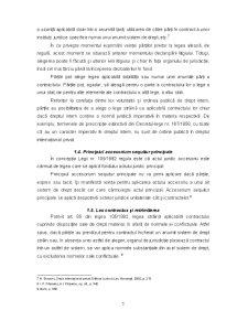 Actul Juridic de Drept Internațional Privat - Pagina 5
