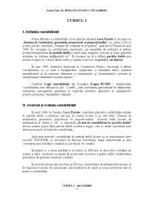 Bazele Contabilității - Pagina 2