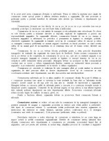 Comunicarea in Organizatii - Studiu de Caz - BRD - Pagina 3