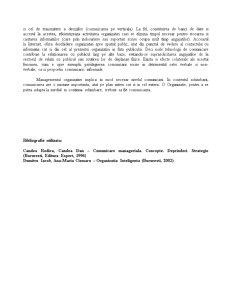 Comunicarea in Organizatii - Studiu de Caz - BRD - Pagina 4