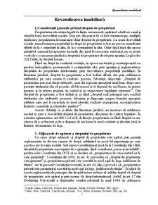 Revendicarea Imobiliară - Pagina 2