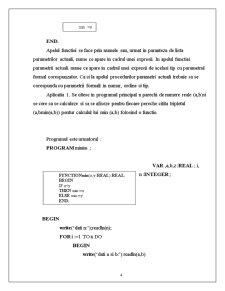Proceduri si Functii - Proceduri Pascal - Pagina 4