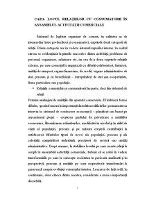Relațiile Comerțului cu Amanuntul cu Consumatorii - Pagina 4
