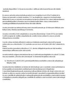 Fundamentul Dreptului Comercial Comunitar - Pagina 5