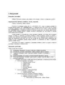 Infiintare Ferma Agro-Zootehnica prin Achizitia de Vaci de Lapte si Dotarea cu Echipamente Specifice - Pagina 2