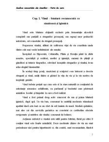 Analize Senzoriale ale Vinurilor - Pagina 1