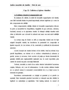Analize Senzoriale ale Vinurilor - Pagina 4