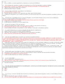 Fiscalitate - Teste Grila - Pagina 2