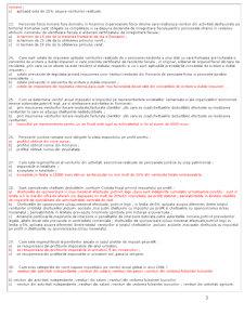 Fiscalitate - Teste Grila - Pagina 3