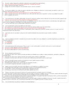 Fiscalitate - Teste Grila - Pagina 4