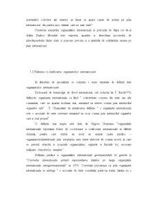 Cooperarea Statelor in Cadrul Organizatiilor Regionale Europene - Pagina 5