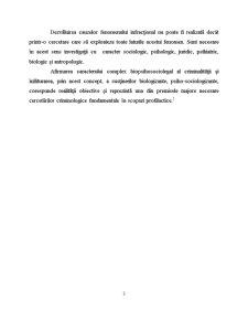 Criminalitatea Violenta, Coruptia, Crima Organizata - Recrudescenta Violentei in Societatea Contemporana - Pagina 3