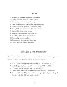 Istoria Filosofiei Moderne și Contemporane - Pagina 2