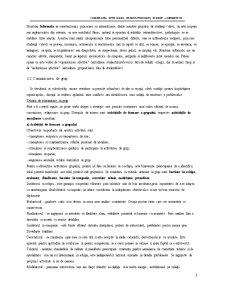 Comunicarea intre Colegi, Studenti-Profesori, Studenti-Administratie - Pagina 5