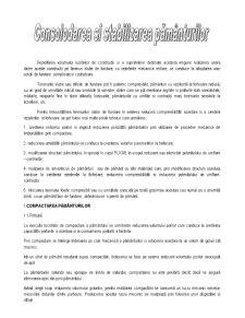 Consolidarea si Stabilizarea Pamanturilor - Studiu de Caz Pensiune Turistica Sinaia - Pagina 2
