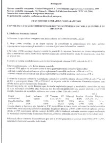 Sisteme Contabile Comparate - Pagina 1