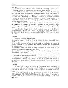 Analiza Procesului de Privatizare a Comertului Romanesc in Perioada 1995-2004 - Pagina 3